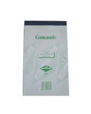 BLOCCO COMANDE FLEX 25 FG. 2 COPIE CARTA CHIMICA 10 X 16,8 161870000