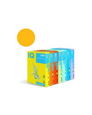 Carta fotocopie colorata forte gr.80 a4 i/q giallo sole sy40 fg.500 180037256