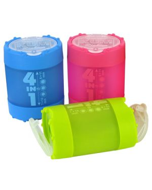 Temperamatite 4 in 1 con serbatoio colori pop BOTTI 1028321 4064900050592 1028321 by No