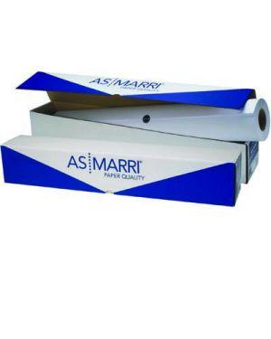 Carta inkjet plotter 625mmx50mt 90gr opaca j.90s marri 7784 8023927077841 7784 by As Marri