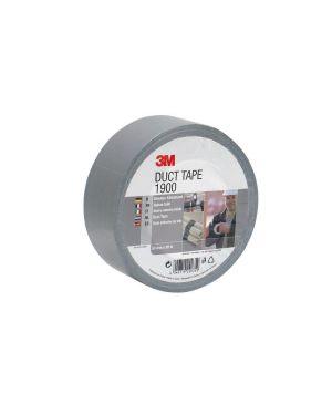 Adesivo telato plastificato mm.50x50mt. argento 3M 85224 4046719220359 85224 by 3m