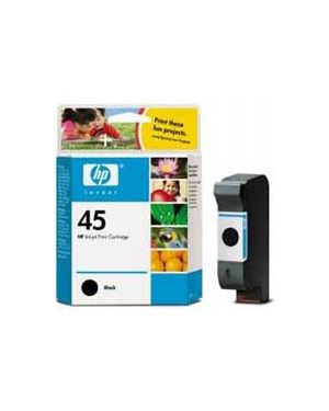 Ink rigenerata hp 51645a nero HP 4600585 3584770127688 4600585