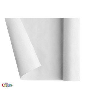Tovaglia in rotolo 1,20x7mt bianca in carta dopla 9001 8008650471005 9001