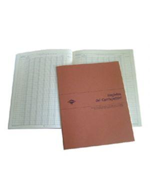 Registro corrispettivi per avaria registratore di cassa flex 46 pagine FLEX 138610000 8010838018469 138610000