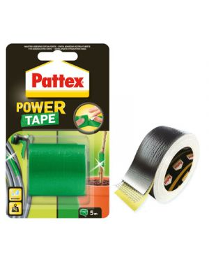 Adesivo universale pattex power tape ultraresistente 5 mt.verde HENKEL 1658216 8004630888603 1658216 by No