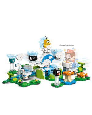 Il mondo-cielo di lakitu Lego 71389 5702016912616 71389