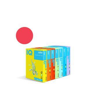 Carta fotocopie colorata forte gr.80 a4 i/q corallo co44 fg.500 180036710