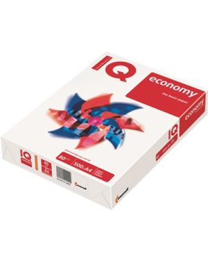 CARTA  FOTOCOPIE IQ ECONOMY A4 GR.80 FG.500 180086741 by MONDI