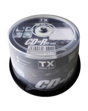 CD-R 80 MIN. 700 MB THINK XTRA CAMPANA PZ.50 270015