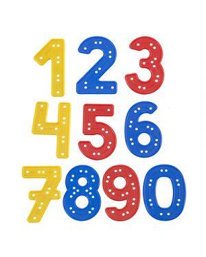 Numeri per infilature e pregrafismo MINILAND cod. 95268 8413082952686 95268 by No