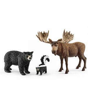 Animali schleich del bosco nord america SCHLEICH 2541456 4055744012778 2541456 by No