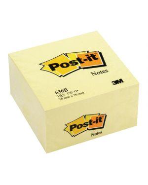 Post it 636b cubo giallo76x76 - 636 b 93753 by Post-it