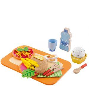 Vassoio pranzo in legno sevi SEVI 82859 8003444828591 82859 by No