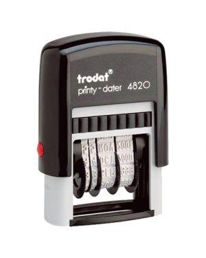 Datario trodat printy 4820 TRODAT 74008 0092399590026 74008 by Trodat