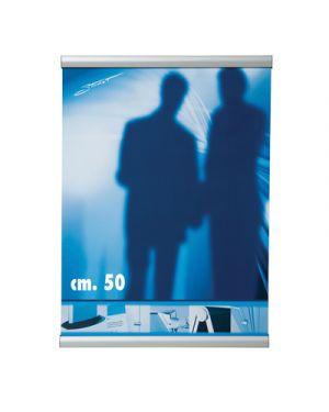 Rilegaposter in alluminio a scatto postersnapper cm.50 1109001