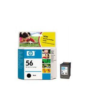 Ink rigenerata hp c6656a nero HP 4601018 8032605902252 4601018