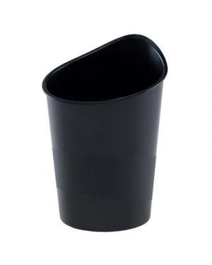 Portapenne green2desk nero 10x10x15 16401