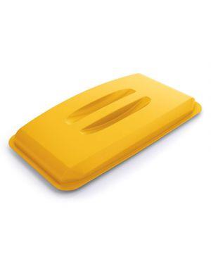 Coperchio per cestino durabin 60 giallo DURABLE 1800497030 7318080497034 1800497030