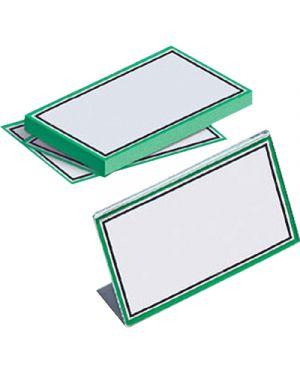 Targhette plastica x vetrina 10,5x6,5 LEBEZ 50980 8007509086834 50980