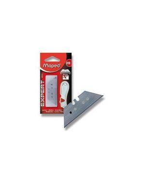 Lame ricambio per cutter expert pz.10 MAPED 85910 3154140859107 85910
