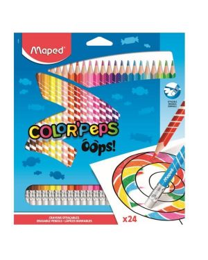 pastelli canc colorpeps ass Maped 832824 3154148328247 832824