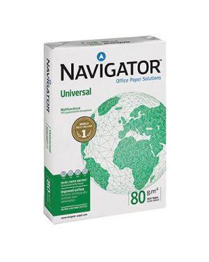 CARTA FOTOCOPIE NAVIGATOR A4 GR.80 FG.500 6501 by NAVIGATOR