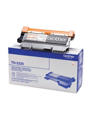 Toner compatibile brother tn-2220 TONER LASER COMPATIBILI/RIGENERATI 4607290 6949377808441 4607290 by No