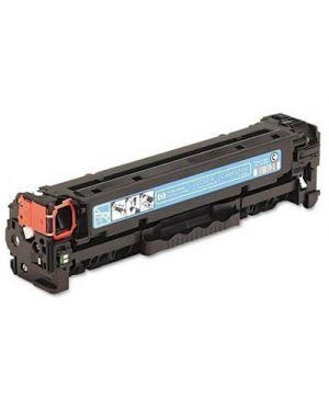 Toner rigenerato hp ciano cc531a TONER LASER COMPATIBILI/RIGENERATI 4606656 4897012882917 4606656
