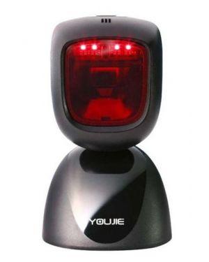 Youjie hf600 black 2d kit cavo usb Honeywell YJ HF600-1-2USB  YJ HF600-1-2USB-1