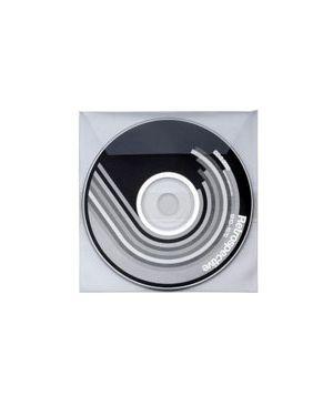 BUSTA ADESIVA PORTA CD/DVD PZ.25 100460134