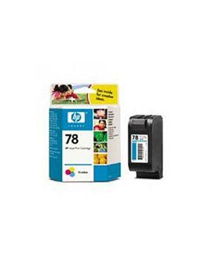 Ink rigenerata hp c6578a colore HP 4601345 8032605902214 4601345