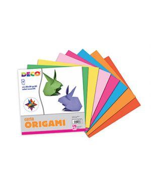Carta origami 14x14 fg.20 CWR 741 8004957015881 741 by Cwr