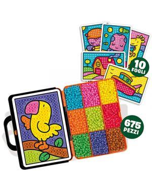Valigetta io imparo mosaici DISET 63764 8410446637647 63764