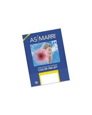 POLIESTERE ADESIVO TRASPARENTE MM.0,17 A4 FG.50 8130 by As Marri