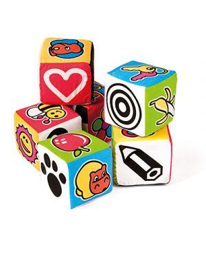 Set 6 cubi morbidi MINILAND 96414 8413082964146 96414