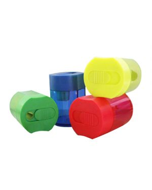 Temperamatite 1 foro c/contenitore 7508