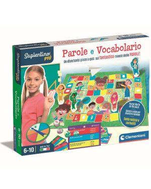 Parole e vocabolario Clementoni 16641 8005125166411 16641