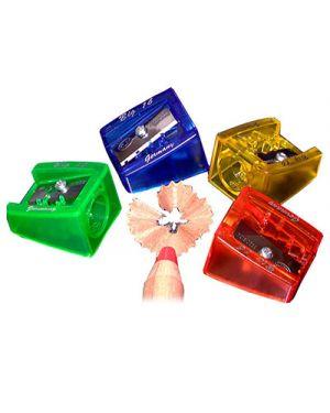 Temperamatite in plastica color 1 foro diam.16 big BOTTI 3036421 4064900013795 3036421 by No