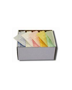 Biglietti - buste formato 9 colori tenui assortiti pz.250 - 250 CARTOTECNICA FTC 3108 8005427041515 3108