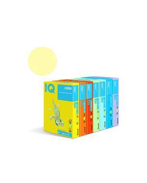 Carta fotocopie colorata tenue gr.160 a4 i/q giallo ye23 fg.25 180036638
