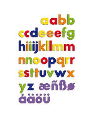 Lettere magnetiche minuscole pz 48 QUERCETTI 5462 8007905054628 5462 by No