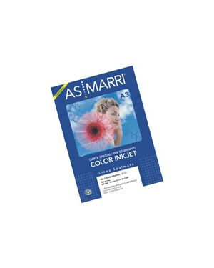 Carta color graphic spalmata gr.100 a3 fg.200 marri 8107 AS MARRI 8107 8023927082210 8107