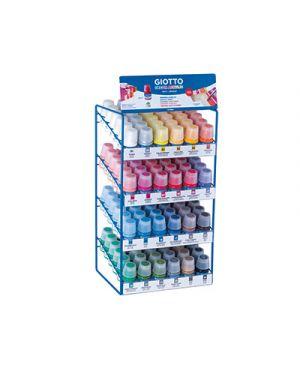 Tempera giotto decor acrylic da 25 ml. esp.144 flaconi in 24 colori 504400