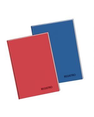 REGISTRO TELATO CARTONATO A4 FG.98+2 GR.60 5MM 104313