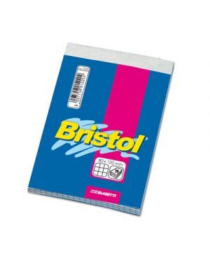 Blocco notes bristol fg.70 8x12 5m BLASETTI 1025 8007758012202 1025 by Blasetti