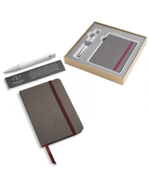 Gift set parker urban premium pearl metal ct sfera & notebook PARKER 2010769 3026980107697 2010769