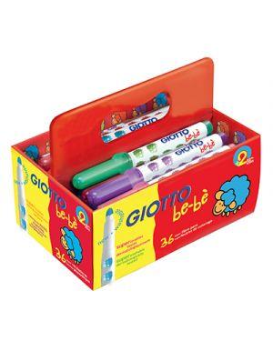 Pennarelli giotto bebe' schoolpack pz.36 da 3x12 colori GIOTTO 461200 8000825461200 461200