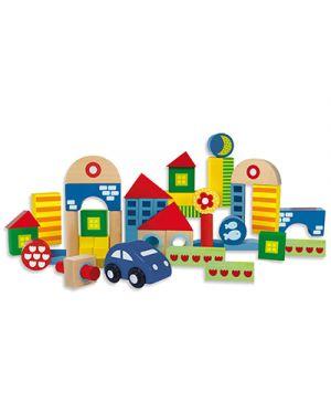 Costruzioni legno pz 41 GOULA 50203 8410446502037 50203 by No
