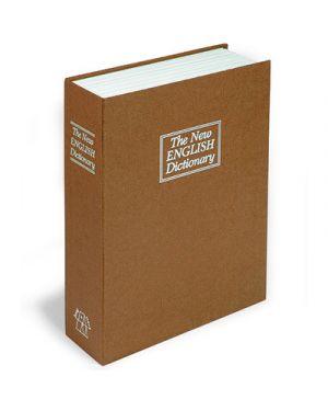 Cassetta portavalori lebez a dizionario grande LEBEZ 80089 8007509058077 80089