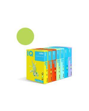 Carta fotocopie colorata forte gr.80 a4 i - q verde tiglio lg46 fg.500 MONDI 180036893 9003974400938 180036893